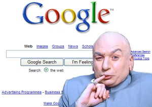 google and dr. evel