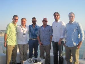 Jay Sears, GM Revv Buyer, Rubicon Project; Dominique Delport, Global MD, Havas; Brian Lesser, CEO, Xaxis; Josh Jacobs, Global CEO, Accuen Media; Kurt Unkel, President, Vivaki AOD; Michael Brunick, SVP, Programmatic, Magna Global